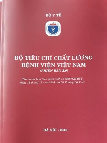 Bộ tiêu chí chất lượng bệnh viện Việt nam