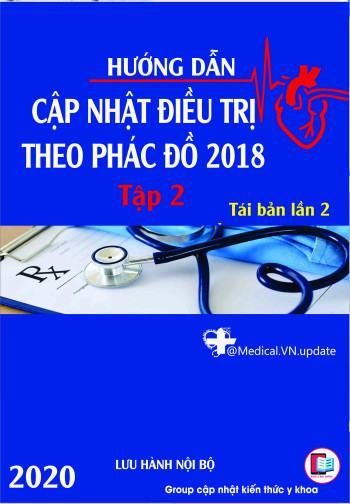 hướng dẫn điều trị theo phác đồ tập 2