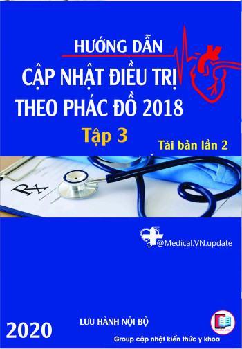 Hướng dẫn điều trị theo phác đồ tập 3