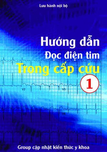 Hướng dẫn đọc điện tim trong cấp cưu 1