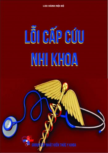 Lỗi cấp cứu nhi khoa